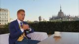6月2日・9日、2週連続放送、NHK『プロフェッショナル仕事の流儀』は「本田圭佑スペシャル2014」。ミラノでロングインタビューに応える本田圭佑(C)NHK