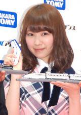 ソロ仕事に感激…AKB48・小笠原茉由 (C)ORICON NewS inc.