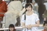 『第6回AKB48選抜総選挙』第6位の山本彩 (C)AKS