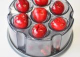 『さくらんぼ用種抜き Cherry Pitter』(小久保工業所) 種がとれたさくらんぼ