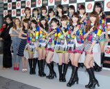 "『KYORAKU SURPRISE FESTIVAL 2014』スペシャルステージに登壇した""チームサプライズ"""