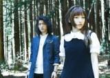アルバム『Eternity』でメジャーデビューしたTRUSTRICK。(右から)神田沙也加、Billy