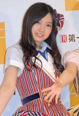 第一興商『SKE48 7期生メンバーオーディション』発表会に出席した古川愛李