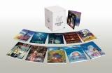 歴代最高額でTOP10入りしたBlu-ray Disc『宮崎駿監督作品集』(C)Studio Ghibli 原作:モンキー・パンチ (C)TMS