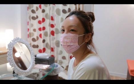 MBS・TBS系『情熱大陸』ですっぴんにマスクで自宅インタビューに