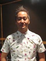 パフォーマンスを披露した、Kishi Bashi(C)ORICON NewS inc.