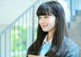 声優役でアフレコに初挑戦した小松菜奈 (C)映画「バクマン。」製作委員会