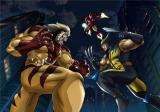 テレビ東京系で放送中のアニメ『ディスク・ウォーズ:アベンジャーズ』第16話(7月16日放送)から「X-MEN編」がスタート(C)2014 MARVEL