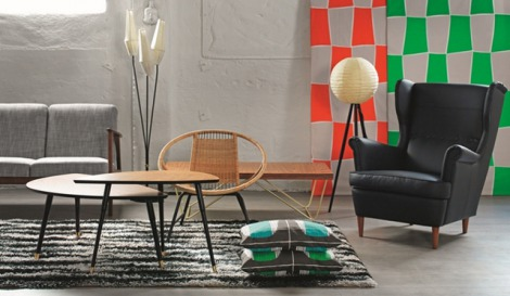 IKEAが創業当時のアイテムを限定復刻した「IKEAヴィンテージ コレクション」を実施