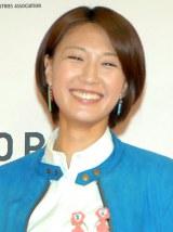 ブログでファンからの祝福に感謝した浅尾美和 (C)ORICON NewS inc.