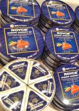 ロイズとコラボレーションしたデザートチーズも (C)oricon ME inc.