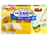 『雪印 北海道100 クリームチーズ レアチーズケーキ』