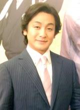『松竹大歌舞伎』製作発表会見に出席した片岡愛之助 (C)ORICON NewS inc.
