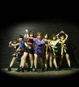 6月1日に東京・中野サンプラザでライブを行うアップアップガールズ(仮)