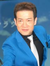 再ブレイク報道の心境を明かした田原俊彦 (C)ORICON NewS inc.