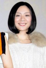 妊娠4ヶ月を報告した植村花菜 (C)ORICON NewS inc.
