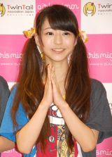 日本ツインテール協会の公式アイドル・dropの杉野静香