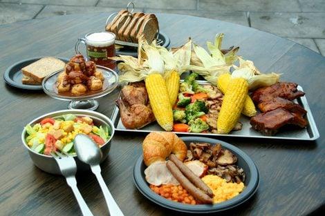 15日にオープンするUSJ「ハリポタ」新エリアには、ハリーたちも大好きな魔法界の食べ物が集合! (C)oricon ME inc.