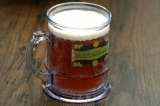 15日にオープンするUSJ「ハリポタ」新エリアで提供される『バタービール』 (C)oricon ME inc.
