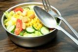 15日にオープンするUSJ「ハリポタ」新エリアで提供される『ガーデンサラダ』 (C)oricon ME inc.
