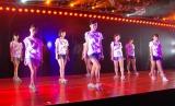 『PARTYが始まるよ』公演で劇場デビューしたAKB48チーム8 (C)ORICON NewS inc.