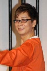 映画『ガーディアンズ・オブ・ギャラクシー』牢獄アフレコ・イベントに出席した山寺宏一 (C)ORICON NewS inc.