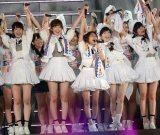 """""""ノーサプライズ""""でファンを安堵させたAKB48(撮影:鈴木かずなり)"""