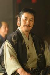 大河ドラマ『軍師官兵衛』に蜂須賀小六役で出演するピエール瀧(C)NHK