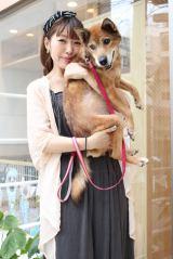 動物愛護の啓蒙イベントに出演する坂本美雨