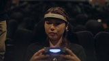 サバイバルアクションゲーム『The Last of Us Remastered』を使った実験の様子