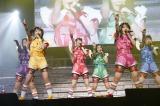 初の武道館ライブでファン1万人を熱狂させたチームしゃちほこ