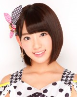 11位に入り、指原にライバル宣言したHKT48/AKB48の宮脇咲良 (C)AKS