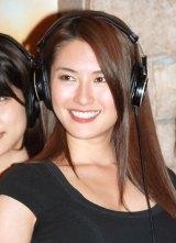 映画『ハニー・フラッパーズ』主題歌公開レコーディングに出席した矢吹春奈 (C)ORICON NewS inc.