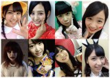 HKT48メンバー が仮装&自撮りでガチバトル