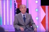 舛添要一東京都知事が就任後初のクイズ番組に出演。9月11日放送、テレビ朝日系『THE博学』(C)テレビ朝日