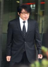 ASKA被告(7月3日・東京湾岸警察署で撮影) (C)ORICON NewS inc.