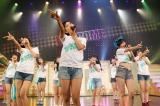 HKT48が初の全国ツアー初日に兒玉遥センター新曲「控えめI love you!」をライブ初披露(C)AKS