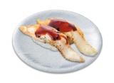 『回転寿司ランキング』総合1位【がってん寿司】の人気商品「煮穴子炙り:300円(税抜)」
