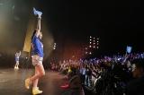 水樹奈々の単独初のシンガポール公演でファンがサプライズ!(写真:上飯坂一)