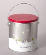 """真っ赤なフタでクリスマスっぽい冬限定""""ウィンター缶"""""""