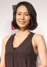 『第27回東京国際映画祭』のフェスティバル・ミューズに就任した中谷美紀 (C)ORICON NewS inc.