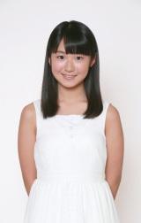 「モーニング娘。'14」新メンバーの野中美希(のなかみき・14)中学3年生…静岡県出身、A型、157センチ 趣味:かわいいもの集め 特技:英会話、耳コピー