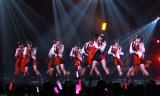 『コンサートツアー秋 GIVE ME MORE LOVE〜道重さゆみ卒業記念スペシャル〜』日本武道館公演の模様