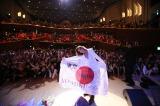 ソロでは12年ぶりに日本公演を行ったYOSHIKI