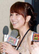 TBSラジオ『田中みな実 あったかタイム』に出演した田中みな実アナウンサー (C)ORICON NewS inc.