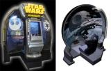 アーケードゲーム『スター・ウォーズ バトルポッド』の筐体 STAR WARS (C) & TM 2014 Lucasfilm Ltd. All rights reserved.