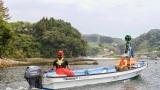 気仙沼撮影風景 提供:Google