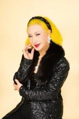 急性喉頭炎のためコンサート中止を発表した美輪明宏