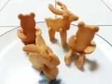クッキー型としても使える!『ベジタブルトイ』(税込216円/小久保工業所)