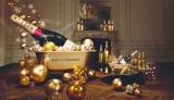 """泡をイメージした""""ゴールデンバブル""""が入ったシャンパン「モエ・エ・シャンドン」が発売"""